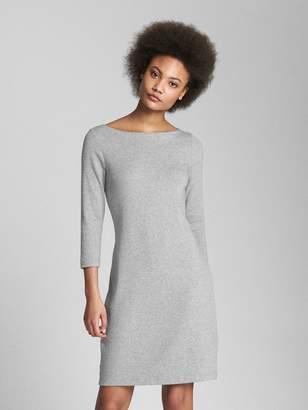 Gap Modern Boatneck T-Shirt Dress