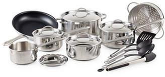 Grande Collezione 16-Piece Lagostina Cook Set