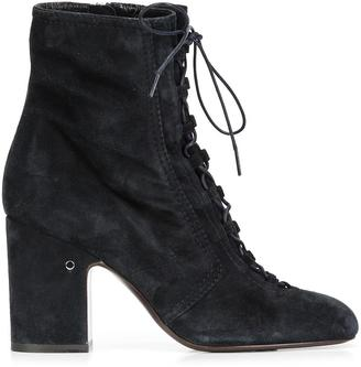 Laurence Dacade 'Milly Velvet' ankle boots $960.09 thestylecure.com