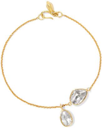 18-karat Gold Opal Bracelet - one size Pippa Small tLvBb5YU