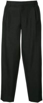 Kolor zip detailing trousers