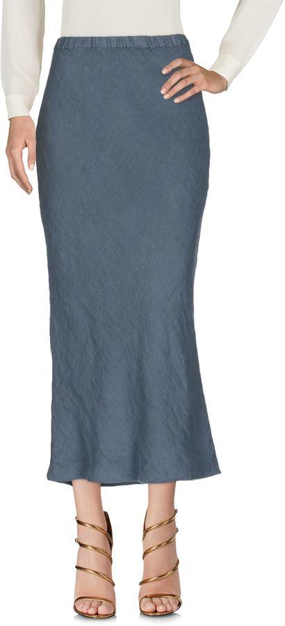 120% Lino120% LINO Long skirts