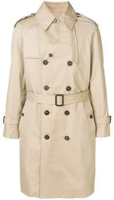 MACKINTOSH Honey Cotton Trench Coat GM-130FD