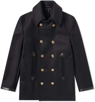 Givenchy Wool Pea Coat