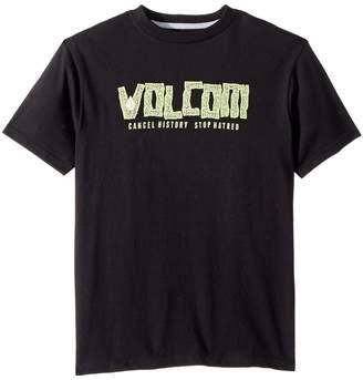 Volcom Freedumb Short Sleeve Tee Boy's T Shirt