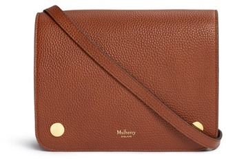 Mulberry 'Clifton' vegetable tanned leather crossbody bag $1,360 thestylecure.com