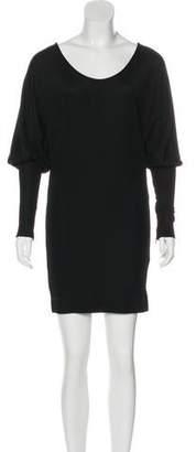 Rachel Comey Long Sleeve Mini Dress