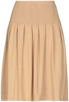 Pierre Balmain Knee length skirts