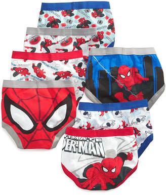 Spiderman Marvel's® 7-Pk. Cotton Briefs, Toddler Boys