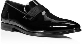 Hugo Boss Highline Patent Leather Loafers - 100% Exclusive $255 thestylecure.com