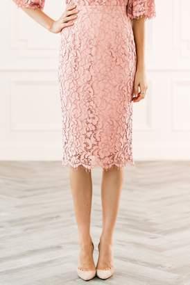Rachel Parcell Middleton Lace Skirt