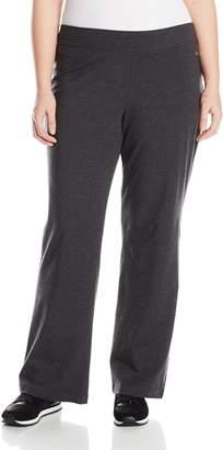 Spalding Women's Plus-Size Bootleg Pant
