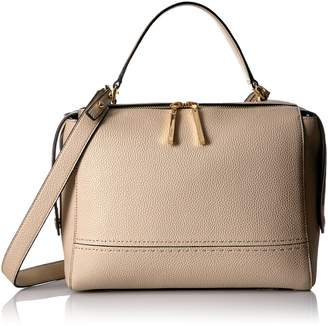 Milly Astor Large Satchel Convertible Shoulder Bag