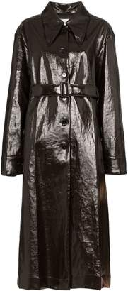 Lemaire single-breasted trench coat