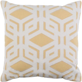 """Art of Knot Hapeville 20"""" x 20"""" Pillow Cover"""