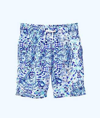 aa15d9926a Lilly Pulitzer Boys Junior Capri Swim Trunks