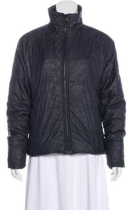 Columbia Zip-Up Puffer Jacket