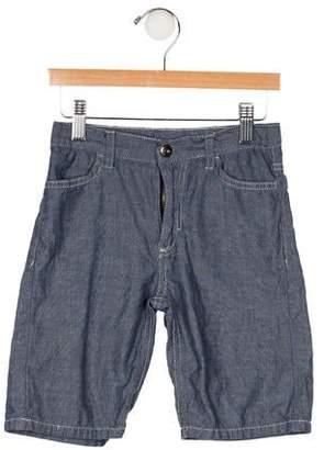 Calvin Klein Jeans Boys' Tonal Shorts