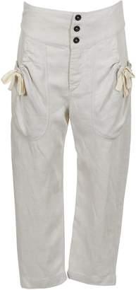 Etoile Isabel Marant Isabel Marant Weaver Trousers