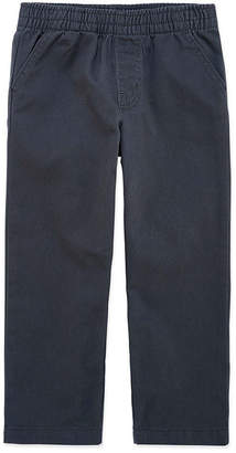 JCPenney Okie Dokie Pull-On Pants - Toddler Boys 2t-5t