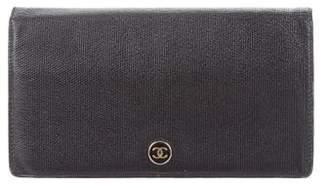 Chanel Calfskin Wallet