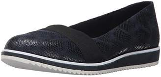 Anne Klein AK Sport Women's Michelle Fabric Loafer Flat