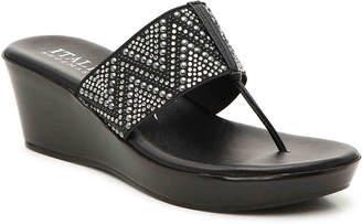 Italian Shoemakers Eloisa Wedge Sandal - Women's