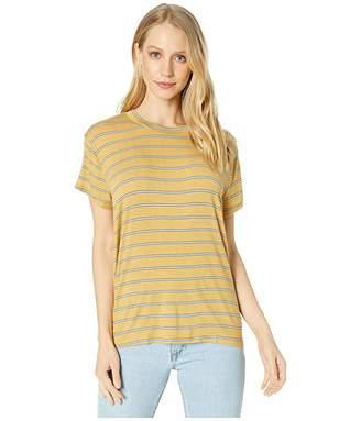 RVCA Recess Striped Knit T-Shirt