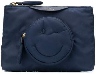 Anya Hindmarch Chubby Wink clutch bag