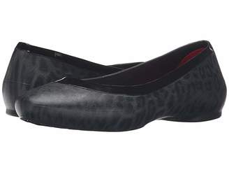 Crocs Lina Shiny Flat Women's Flat Shoes