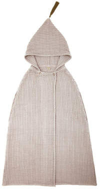 Numero 74 Children's Organic Cotton Poncho Dressing Gown