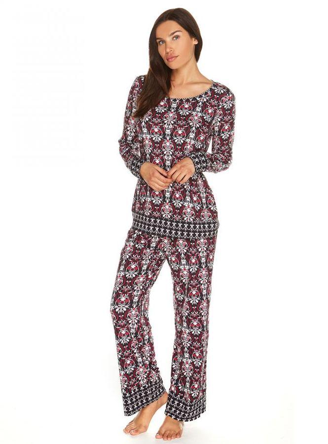 CosabellaClara Long Sleeve Pajama Top