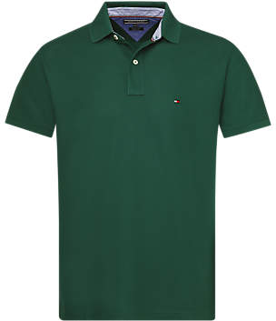 Tommy Hilfiger Short Sleeve Polo Shirt, Green