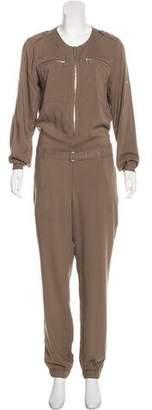 MICHAEL Michael Kors Long Sleeve Jumpsuit