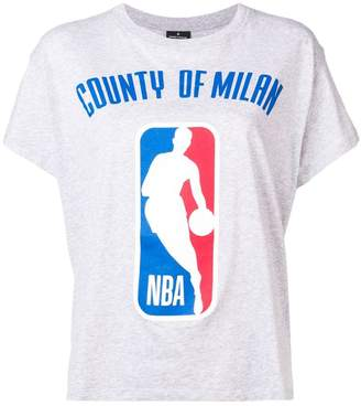 Marcelo Burlon County of Milan NBA print T-shirt