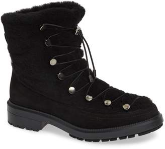 Aquatalia Lorena Genuine Shearling Boot