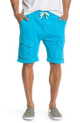 American Stitch Solid Cargo French Terry Shorts