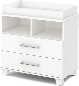 South Shore Furniture Cuddly Changing Table with Removable Changing Station