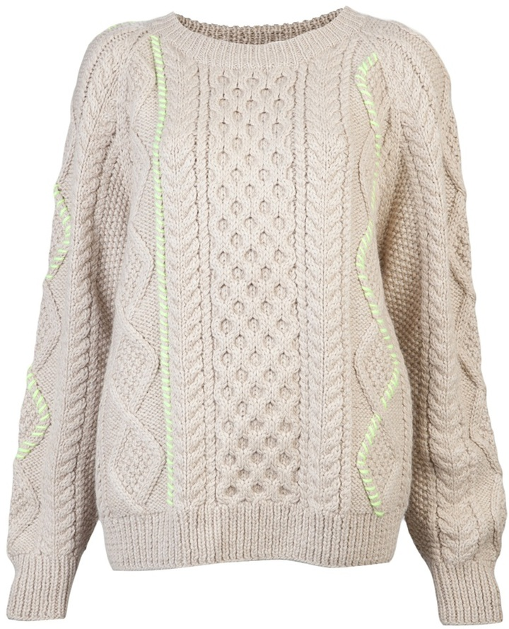 Suno Sand sweater