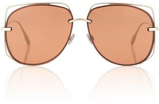 Christian Dior Sunglasses DiorStellaire6 square sunglasses