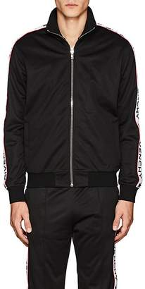 Givenchy Men's Logo Fleece Track Jacket