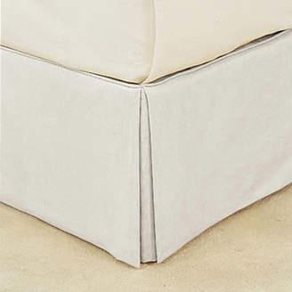 OKA Bed Valance 100% Cotton, Double