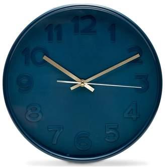 Salt&Pepper Salt & Pepper Felix Clock Indigo 30cm