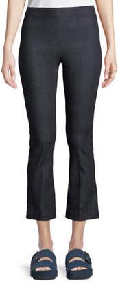Rag & Bone Hina High-Rise Flared-Leg Ankle Pants