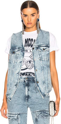 Stella McCartney Harley Denim Vest