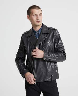 AG Jeans The Kuro Leather Jacket