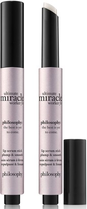 philosophy ultimate miracle worker lip fix duo Auto-Delivery