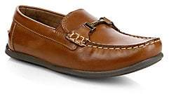 Florsheim Kid's Jasper Leather Penny Loafers