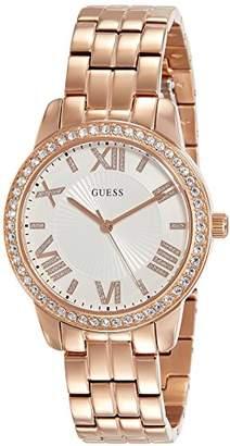 Guess Rose Gold Watch - ShopStyle UK - photo #3