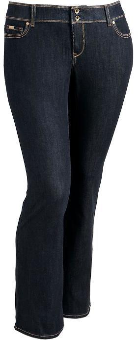 Old Navy Women's Plus Premium Bootcut Jeans